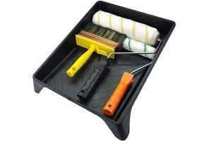 Dažymo, tinkavimo, glaistymo įrankiai