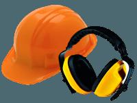 Galvos ir klausos apsauga