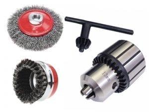 Elektrinių įrankių priedai ir atsarginės dalys